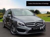 Mercedes-Benz B Class B 200 D AMG LINE PREMIUM (grey) 2016-05-18