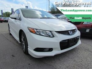 2012 Honda Civic Si  * NAV * POWER ROOF * LOW KMS