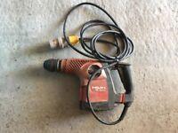 Hilti TE-30 C AVR 110v corded drill for sale - ****HUGE savings****