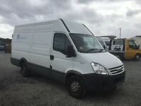 2007 iveco daily 35s12 mwb hi top