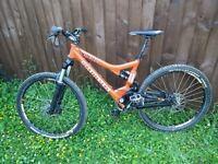 Commencal Supreme Full Suspension Mountain Bike