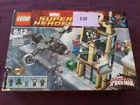 Lego Marvel Superhero Spiderman Sets