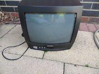 Bush 1473T colour portable tv