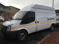 Ford transit welfare