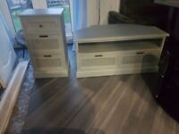 Tv unit and drawer unit