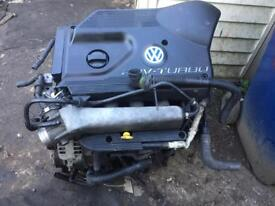 Vw golf gti turbo Audi A3 turbo 20 valve engine £200