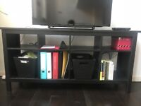 IKEA Black TV Console