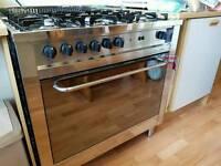 Lofra 5 Burner Gas Cooker
