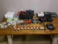 FPV DRONE RACING setup