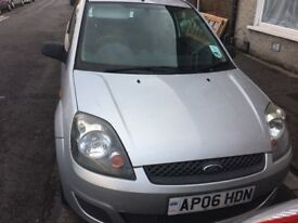 Ford Fiesta. Great condition. Low milage