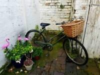 Hercules Vintage Commuter Bike