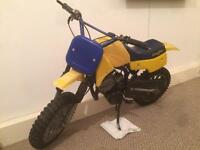 Italjet buster 50cc kids bike