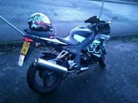 Wk 125 Sport