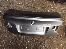 Bmw e90 3 series bootlid in grey