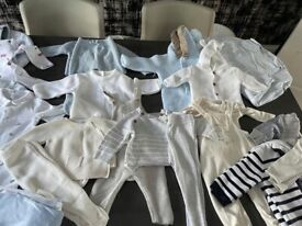 Baby clothes 0/3 months