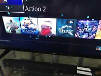 PlayStation 4 Pro 1tb with games