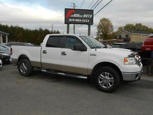 2008 Ford F-150 XLT/FX4/Lariat/King Ranch