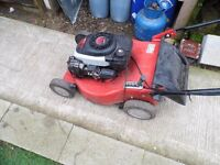 """WANTED, """"DEAD OR ALIVE"""" petrol lawnmowers"""