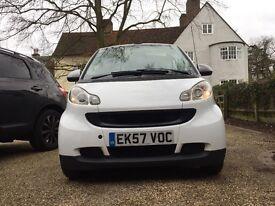 Smart FORTWO Cabrio convertible ~ Brilliant little car