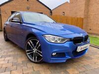 🏁🏁2014 BMW 320d M Sport Auto 70K🏁🏁318d 3330d x5 120d 3 series