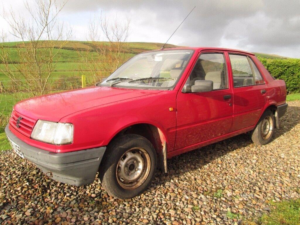 Peugeot 309 1.3 Petrol 1987 - Future Classic