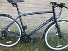 Mens Hybrid Flat Bar Road Racing Bike Whyte Portobello Like Trek Kona Ridgeback Marin Lapierre Scott