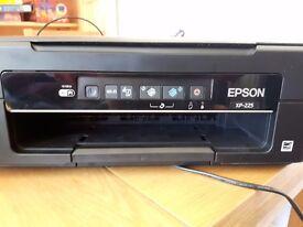 EPSON PRINTER, photocopier and scanner
