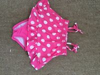 Brand new baby girl juicy couture swimsuit 3-6 months