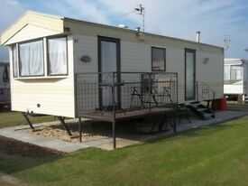 caravan to hire/rent in ingoldmells**JULY AVAILABLE***