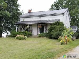 $949,000 - Taxes not included / lot included - Hagersville...