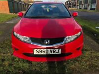 Honda Civic 1.4 i VTEC Type S i-Shift 6 speed 3dr drives like new 12 month MOT