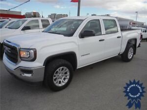2016 GMC Sierra 1500, 5.5 Ft Box, Tow Package, 5.3L Vortec V8