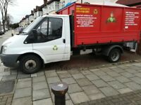 RUBBISH REMOVAL-WASTE CLEARANCE-RUBBISH COLLECTION-Junk Clearance-Waste disposal-General-Garden