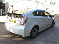 TOYOTA PRIUS 1.8 VVTI = 2012 = HYBRID ELECTRIC = PCO UBER = LOW MILEAGE = £11950 ONLY =