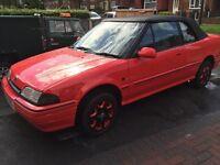 Rover 216 Cabriolet Honda engine