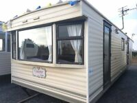 Cheap static caravan for sale INCLUDING 2018 fees/LOW GROUND RENT/6 berth/Skegness