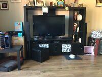 Kallax Entertainment TV Stand