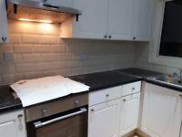 Professional Builder: Tiling, laminate flooring, painting, refurbishment (all London)