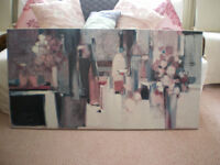 LARGE PICTURE IDEAL FOR KITCHEN IN EXCELLENT CONDITION