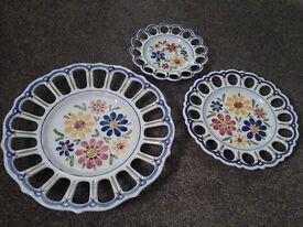 3 wall plates