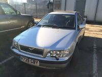 volvo s40 silver , mot , good runner , ready to go £450 ono quick sale