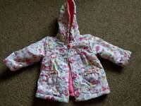 Baby girls summer jacket 6-9 months