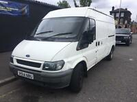 Ford transit 2.4 van breaking for parts all parts available