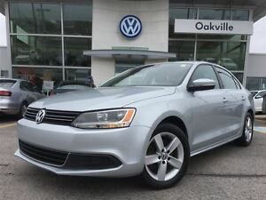 2013 Volkswagen Jetta CL/2.5/SUNROOF/BLUETOOTH/ALLOYS/1 OWNER!