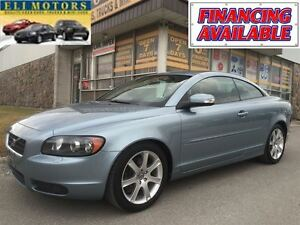 2009 Volvo C70 T5.6 SPEED.NAVIGATION. LEATHER