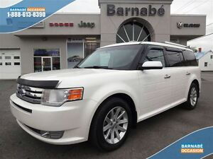 2011 Ford Flex SEL+AWD+6 PASSAGERS+SIEGES CHAUFFANTS