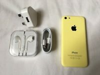 Apple iPhone 5C Yellow colour for sale