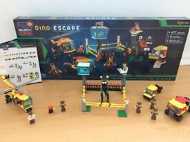 Dino building lego