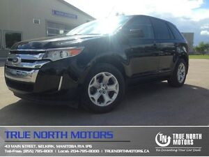 2012 Ford Edge SEL Sunroof, Htd Seats, Remote Start