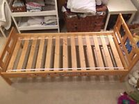 FREE. Junior ikea bed in very good condition